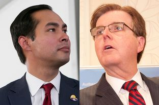 San Antonio Mayor Julian Castro, a Democrat, and State Sen. Dan Patrick, a Republican who is running for lieutenant governor, are set to debate immigration policy in Castro's hometown on April 15.