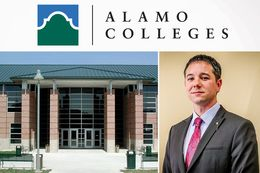 Jacob Wong, 35, is the first student to become a trustee member for Alamo Colleges.