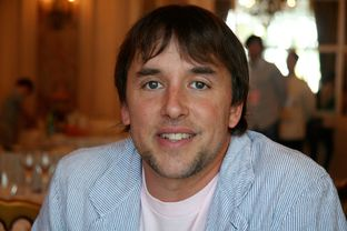 Richard Linklater, director of the 2011 movie 'Bernie.'