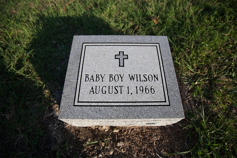 After 48 Years, Whitman's Unborn Victim Gets a Headstone | The ...
