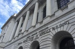 The U.S. 5th Circuit Court of Appeals building in New Orleans