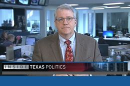 "Texas Tribune Executive Editor Ross Ramsey on WFAA's ""Inside Texas Politics"" on Feb. 8y, 2014."