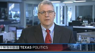 "Tribune Executive Editor Ross Ramsey on WFAA's ""Inside Texas Politics"" on March 8, 2015."