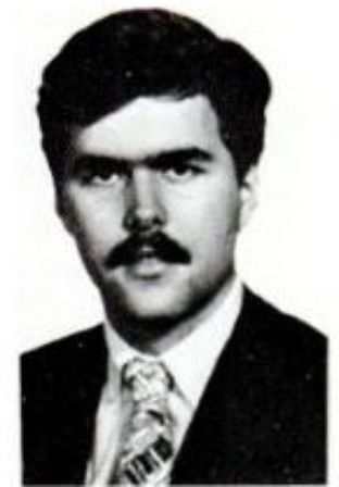 Jeb Bush in a Texas Commerce Bancshares, Inc. advertisement in the May-June 1976 edition of the Alcalde, the University of Texas alumni magazine.
