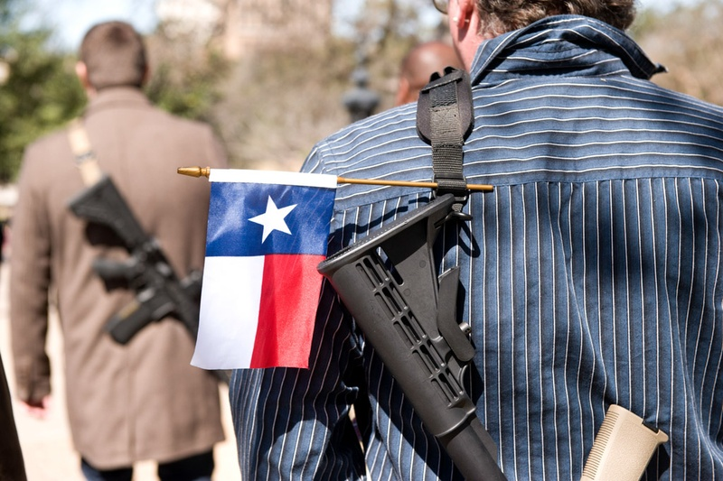 gun control laws in the texas state In 2016, two major gun law changes came into effect in texas, shifting where the state stands on the spectrum of gun regulations until jan 1, 2016, texas was one of the few remaining states that.