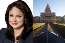 State Rep. Marisa Márquez, D-El Paso, who announced she will not seek reelection.