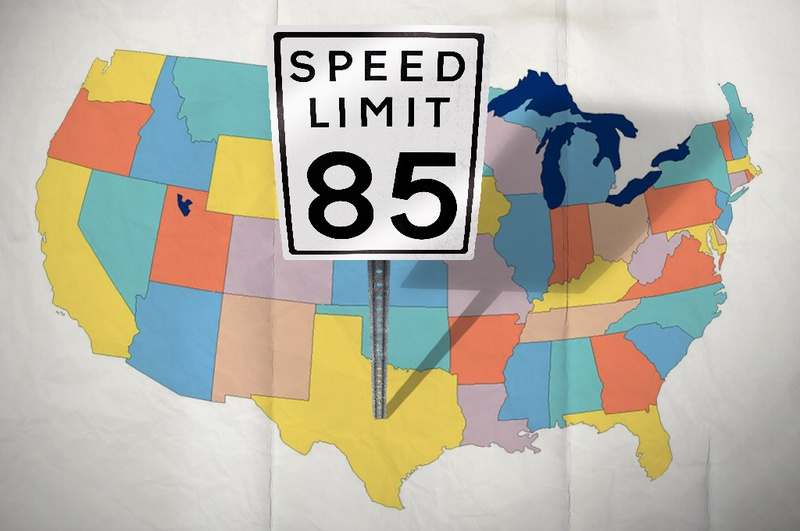 Plan For 85 MPH Road Draws Safety Fairness Concerns  The