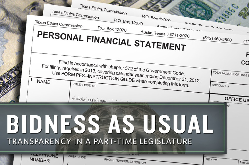 texas ethics commission personal financial statement software Commissions and referral fees are important issues to consider for personal  financial planners and other tax professionals.