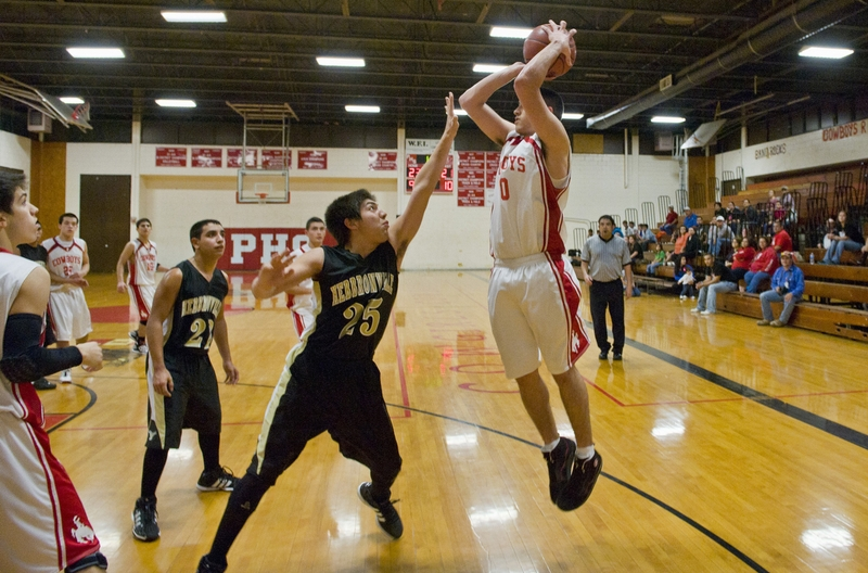High School Basketball Games South Texas District S...