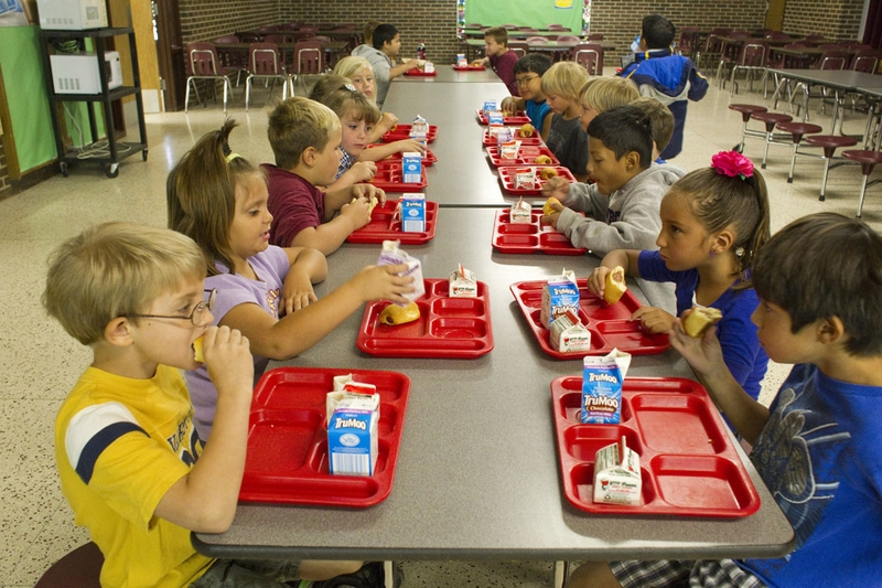 School Breakfast Bill Passes House | The Texas Tribune