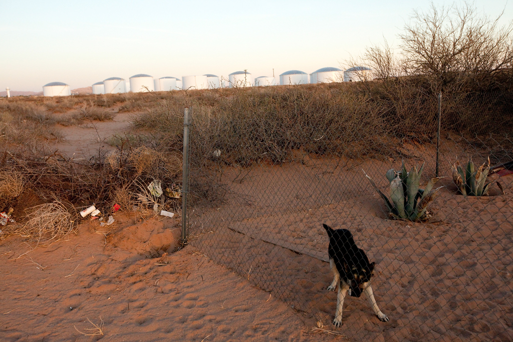 Slideshow: A Divide Over a Proposed El Paso Power Plant ...
