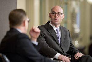 "At our 5/13 conversation, state Rep. Dennis Bonnen, the chairman of the House Ways and Means Committee, explained why the spending cap is, in his words, ""sacred."""