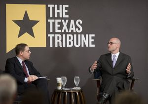 At our 5/13 conversation, state Rep. Dennis Bonnen, the chairman of the House Ways and Means Committee, took issue with the Senate's stated intent to cut property taxes.