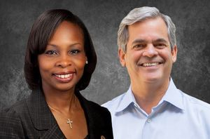 We're livestreaming our conversation with Austin Mayor Steve Adler and San Antonio Mayor Ivy Taylor.