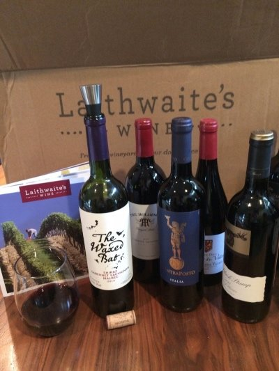 Feeling Like a Grown-Up: Unboxing Wine from Laithwaite's