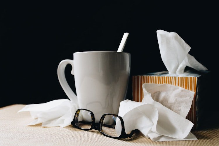 Fall Leaves, Pumpkin Spice Lattes, and...The Flu