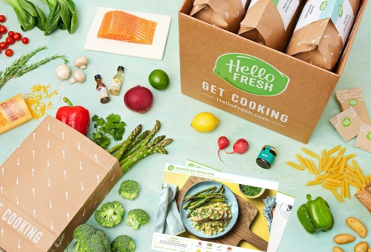 Start Loving Dinner Again with HelloFresh