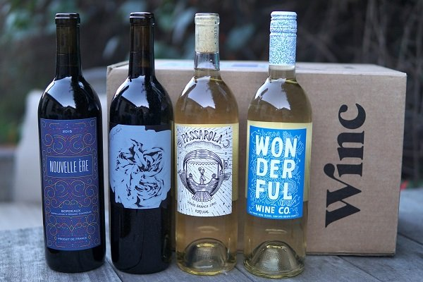 Winc Wine Club by Club W Unboxing and Review