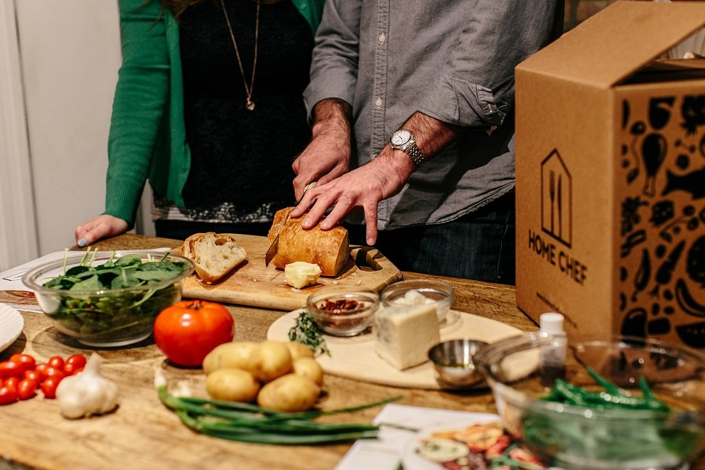 ABC Finds Home Chef Less Expensive than Going to the Grocery Store