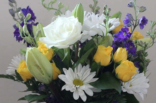 Florists.com Easter Bouquet Review