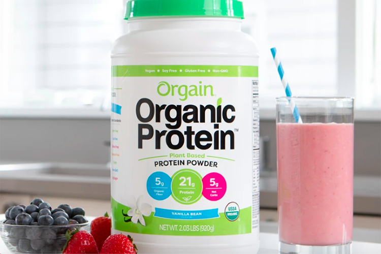 Orgain: The Organic Protein