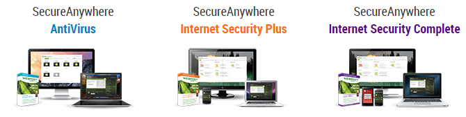 Webroot SecureAnywhere™ Review