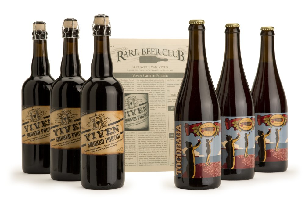 Rare Beer Sample Shipment