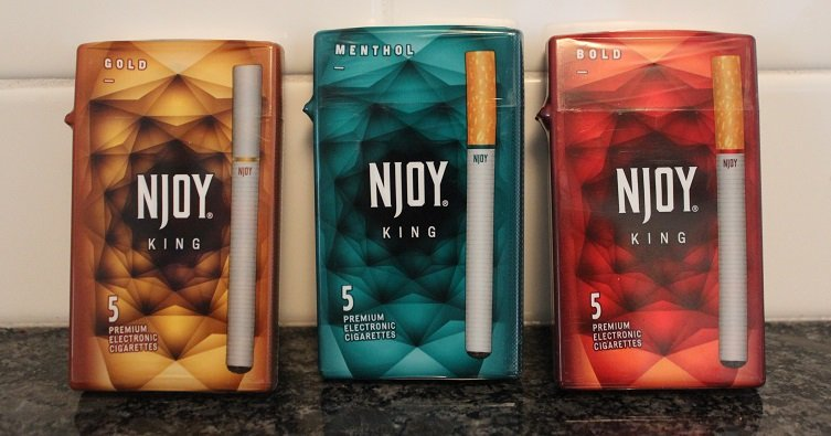NJOY Vape Pen and e-Cig Unboxing & Review - The Top 10