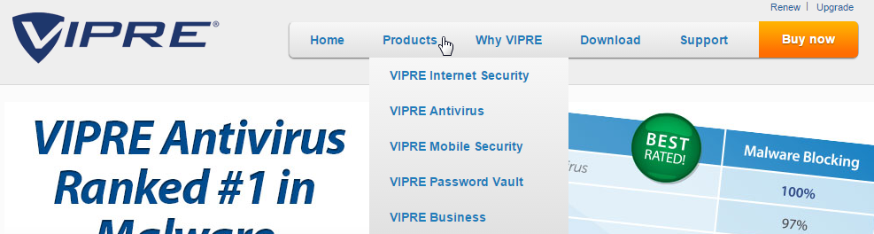 vipre antivirus review