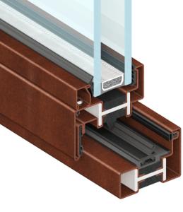 EBE Steel Window and Door Frame