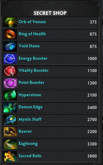 dota 2 item guide for every hero