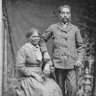 Portrait of an african american couple