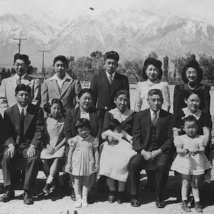 Family at Manzanar