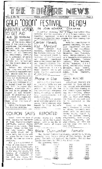 Tulare News, Vol. 1 No. 24