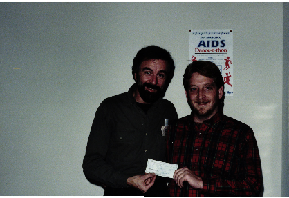 Development and Fundraising Events: Fundraising Events: Dance-a-thon: 1988