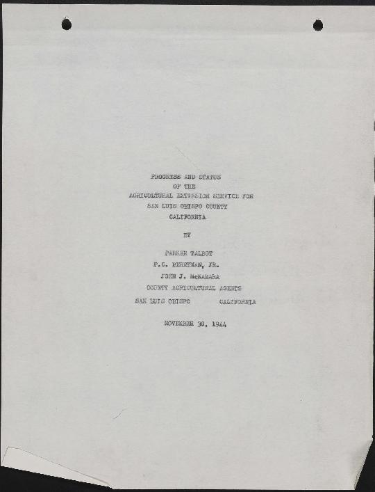 1944 Annual Report