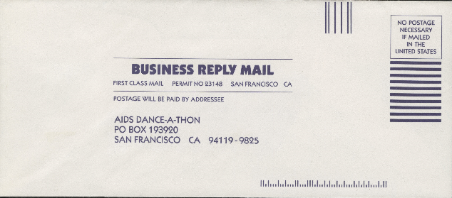 Development and Fundraising Events: Fundraising Events: Dance-a-thon: 1994