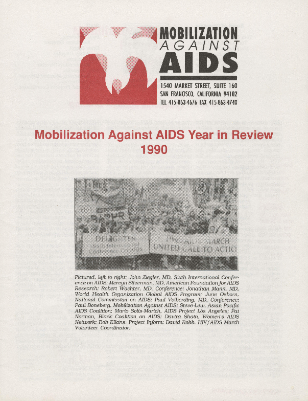 Programs: 1990 Year in Review Compendium