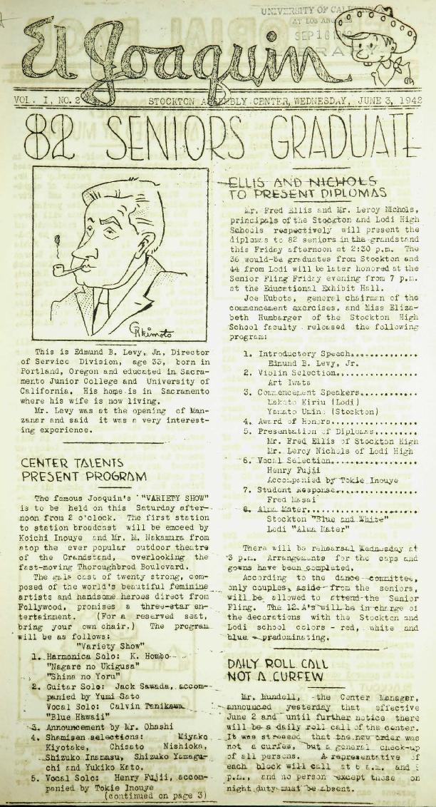 El Joaquin, Vol. 1 No. 2