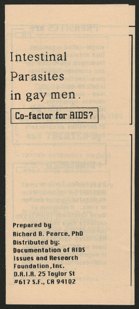 Media and Publicity: Flyers: undated