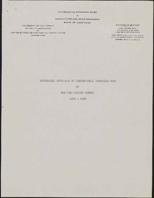 1939 Annual Report