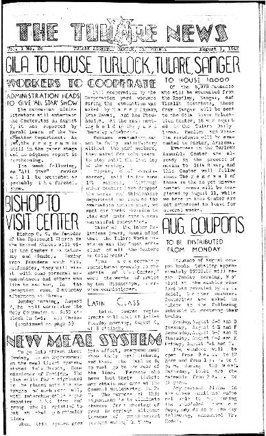 Tulare News, Vol. 1 No. 26