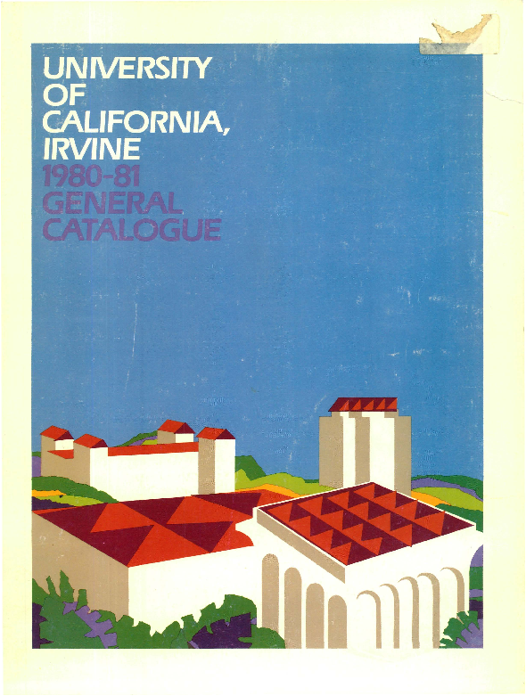 1980/1981 UCI General Catalogue