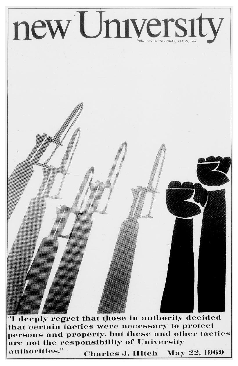 New university (Irvine, Calif.) Vol. 01, No. 53
