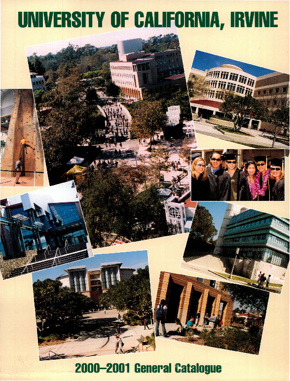 2000/2001 UCI General Catalogue