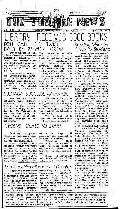 Tulare News, Vol. 1 No. 12