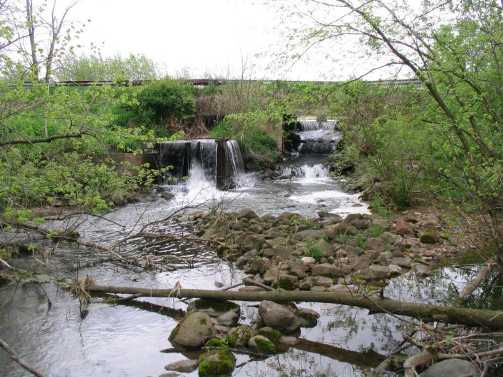 Big Spring Dam Mock-Up