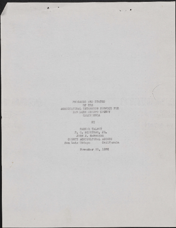 1936 Annual Report