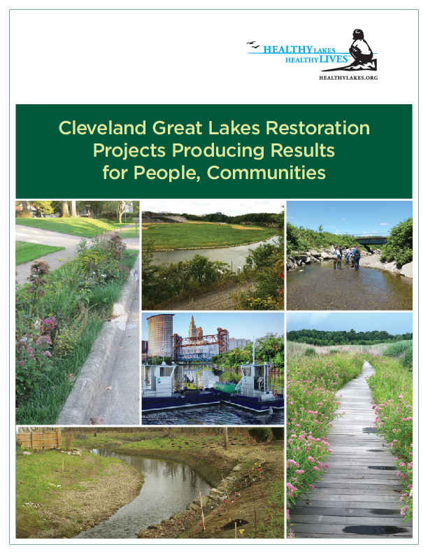 Cleveland Creak Lakes Restoration Projects Producing Results for People, Communities