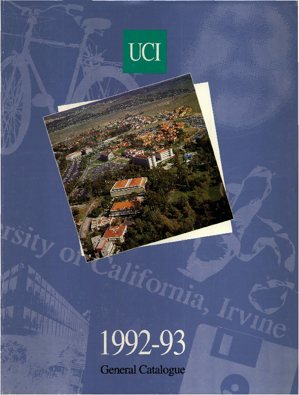 1992/1993 UCI General Catalogue